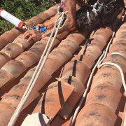 trabajos verticales en reparación de tejados, reparacion de tejados, trabajos verticales valencia, trabajos verticales en valencia