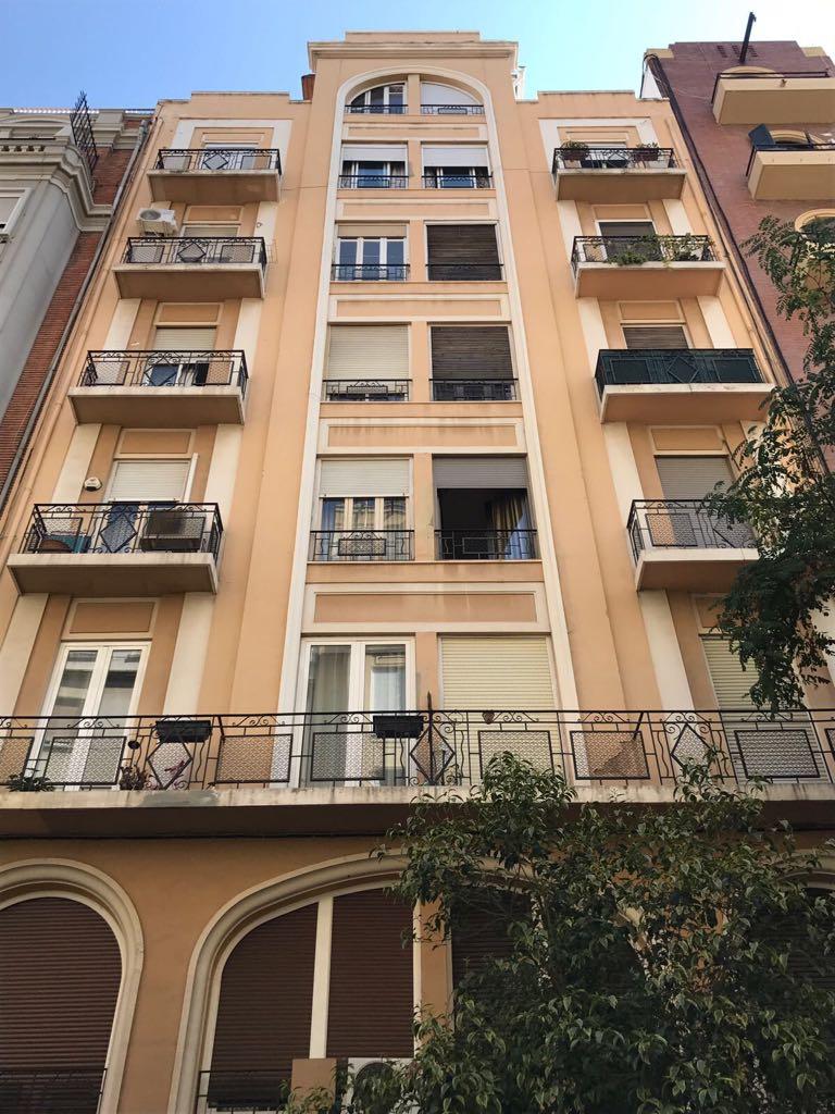 Revestimiento de fachadas con Vertikal Mayo empresa trabajos verticales
