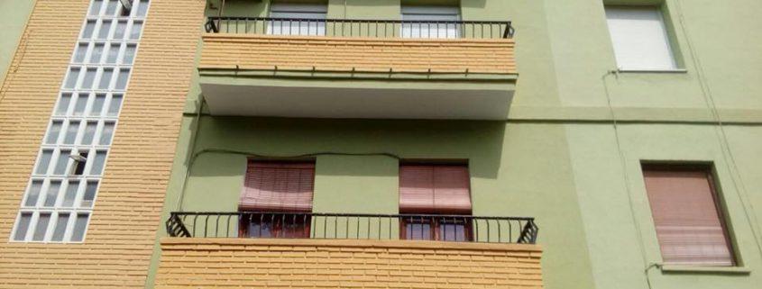 revestimientos de fachadas