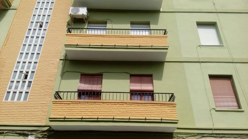 Revestimientos de fachadas valencia rehabilitaci n de - Revestimientos de fachadas ...