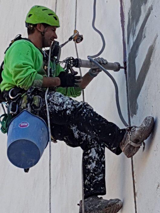 empresas de trabajo vertical, trabajos verticales en valencia, trabajos verticales valencia, trabajos verticales