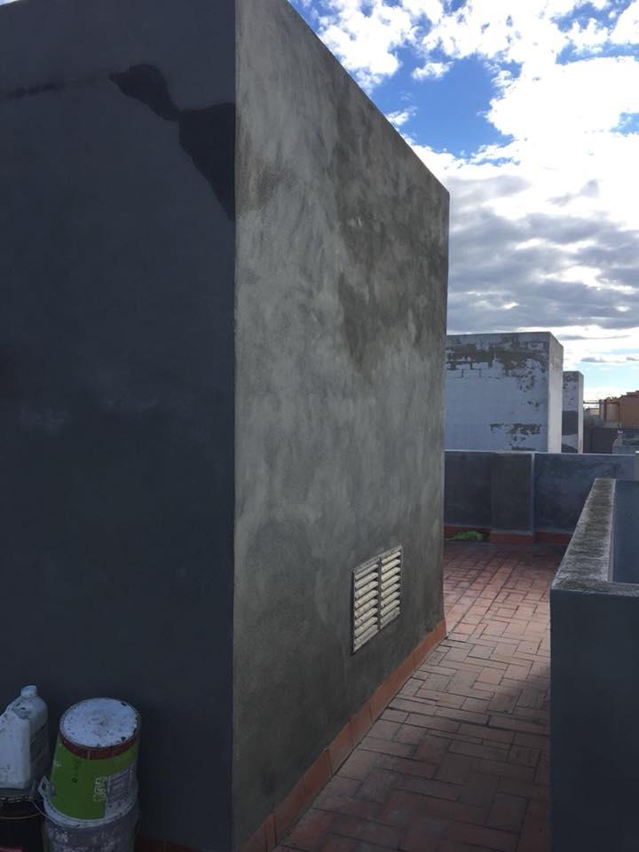 Reparacion grietas rehabilitaci n de edificios terrazas for Kfc terrazas de mayo